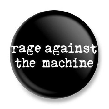 kapsel RAGE AGAINST THE MACHINE - LOGO