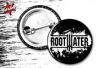 kapsel ROOTWATER - LOGO czarne
