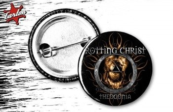 kapsel ROTTING CHRIST - THEOGONIA SILVER