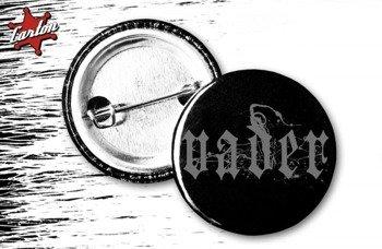 kapsel VADER - LOGO szaro-czarny