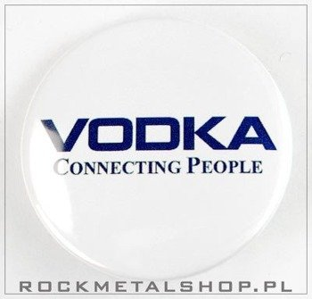 kapsel VODKA CONNECTING PEOPLE średni
