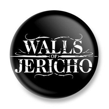 kapsel WALLS OF JERICHO - LOGO