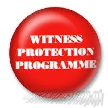 kapsel WITNESS PROTECTION PROGRAMME