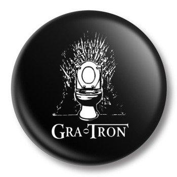 kapsel średni GRA O TRON Ø38mm