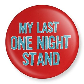 kapsel średni MY LAST ONE NIGHT STAND Ø38mm
