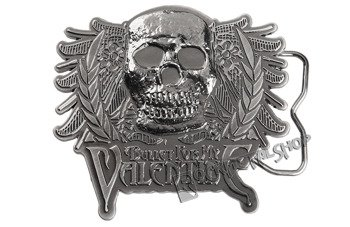 klamra do pasa BULLET FOR MY VALENTINE - SKULL CREST