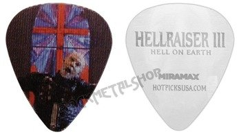 kostka gitarowa 3D: HELLRAISER III: HELL ON EARTH
