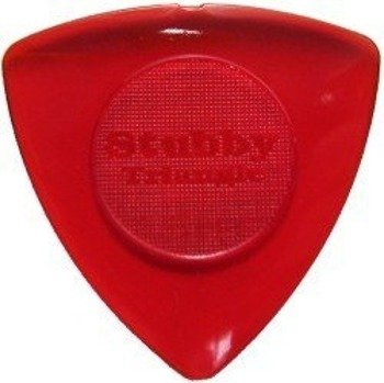 kostka gitarowa DUNLOP - BIG STUBBY TRIANGLE 1.5 mm (red)