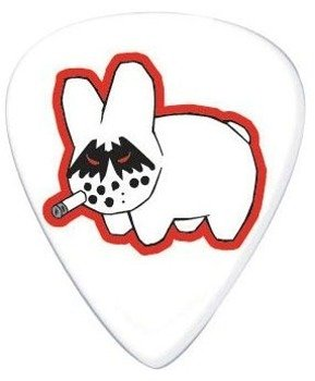 kostka gitarowa DUNLOP - FRANK KOZIK - KING OF ROCK