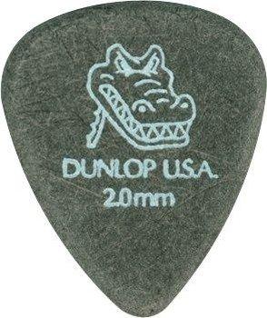 kostka gitarowa DUNLOP GATOR GRIP STANDARD 2mm (417R2.0)