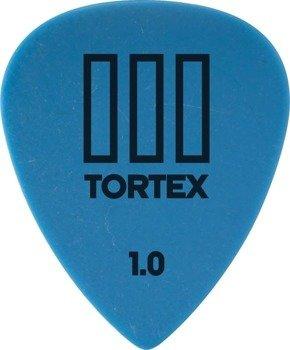 kostka gitarowa DUNLOP - TORTEX III 1.0mm (462B1.0)