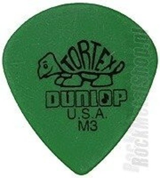 kostka gitarowa DUNLOP - TORTEX JAZZ (green) 472RM3