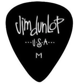 kostka gitarowa JIM DUNLOP - CELLULOID CLASSIC / BLACK (483R03)