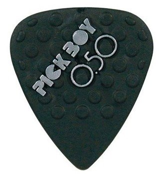 kostka gitarowa PICKBOY Mega Grip NYLON 0,50mm