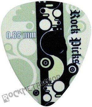 kostka gitarowa ROCK PICK - CIRCLES