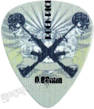 kostka gitarowa ROCK PICK - CROSSED GUNS