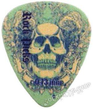 kostka gitarowa ROCK PICK - SKULL