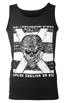 koszula S.O.D. - SPEAK ENGLISH OR DIE