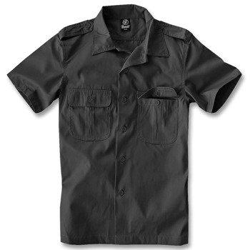 koszula US HEMD 1/2 black