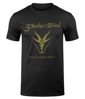 koszulka 3 INCHES OF BLOOD - LONG LIVE HEAVY METAL