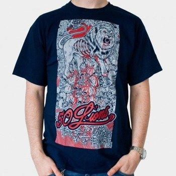 koszulka 50 LIONS - BB LION (NAVY)