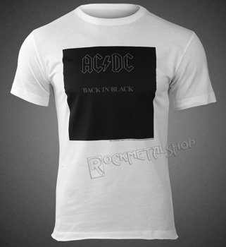 koszulka AC/DC - BACK IN BLACK