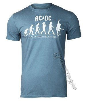 koszulka AC/DC - EVOLUTION OF ROCK