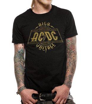 koszulka AC/DC - HIGH VOLTAGE VINTAGE
