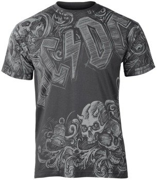 koszulka AC/DC - SKULL