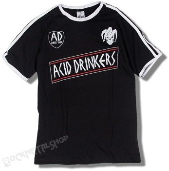 koszulka ACID DRINKERS - 100 PERCENT black