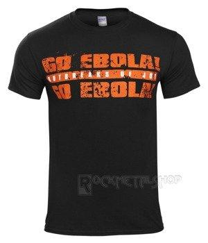 koszulka AD HOMINEM - GO EBOLA!