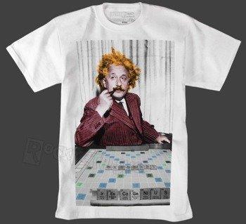 koszulka ALBERT EINSTEIN  - SMOKING PIPE