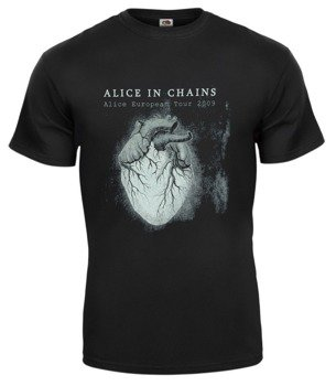 koszulka ALICE IN CHAINS - ALICE IN CHAINS TOUR 2009