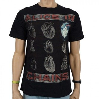 koszulka ALICE IN CHAINS - HEART