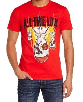 koszulka ALL TIME LOW - DA BOMB