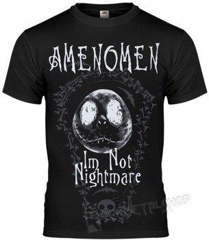 koszulka AMENOMEN - I'M NOT NIGHTMARE (OMEN073KM)