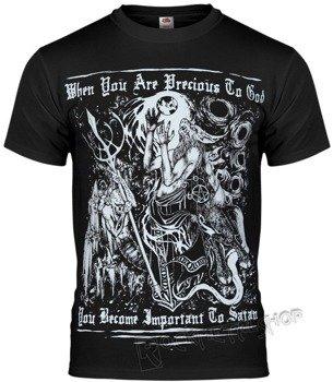 koszulka AMENOMEN - SATAN (OMEN021KM)
