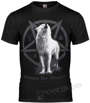 koszulka AMENOMEN - WHITE WOLF (OMEN048KM)
