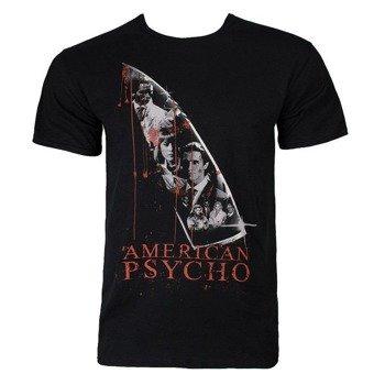 koszulka AMERICAN PSYCHO - BLOODY KNIFE
