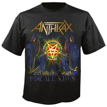 koszulka ANTHRAX - FOR ALL KINGS