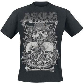 koszulka ASKING ALEXANDRIA - SKULL STACK