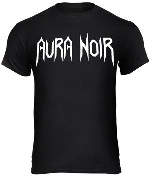 koszulka  AURA NOIR - UGLIEST BAND IN THE WORLD