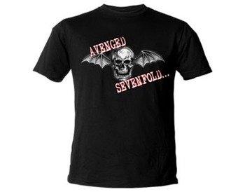 koszulka AVENGED SEVENFOLD - SKULL WINGS