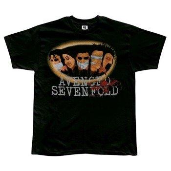 koszulka AVENGED SEVENFOLD - SPEAK NO EVIL