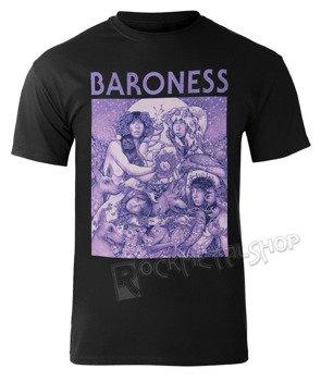 koszulka BARONESS - PURPLE COVER