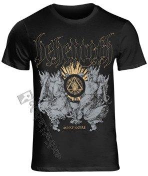 koszulka BEHEMOTH - MESSE NOIRE