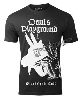 koszulka BLACK CRAFT - DEVILS PLAYGROUND