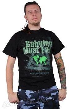koszulka BLACK ICON - BABYLON MUST... (MICON003)