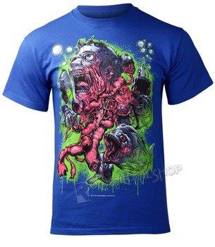 koszulka BLACK ICON - PIRANHA ATTACK (MICON057 ROYAL BLUE)