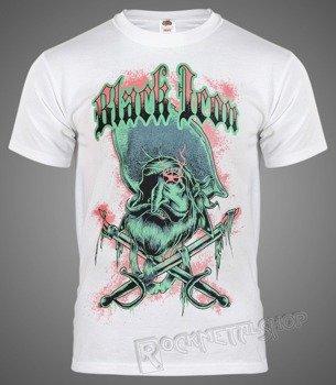 koszulka BLACK ICON - PIRATE (MICON098 WHITE)